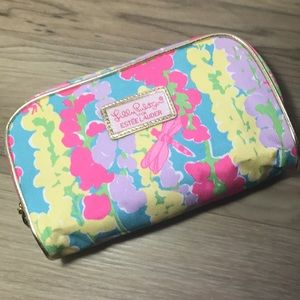 Lilly Pulitzer for Estee Lauder NEW Make- up Bag